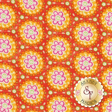 My Lil' Lady 61177-7 from Exclusively Quilters Fabrics