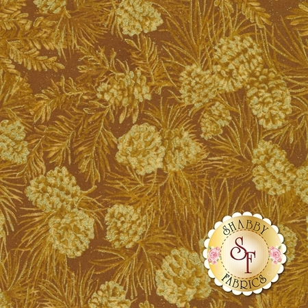 My Little Chickadee 5074M-33 by Benartex Fabrics