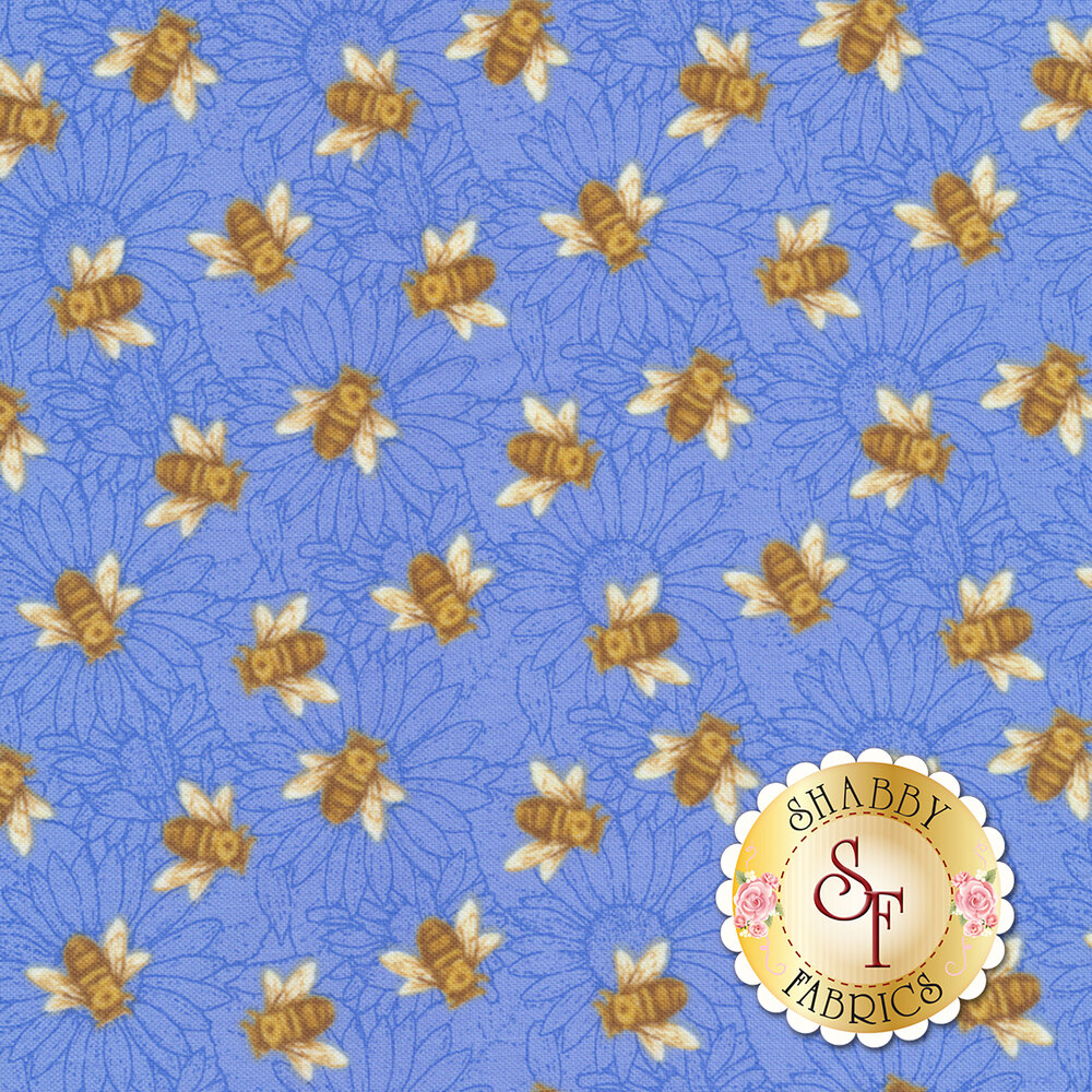 My Sunflower Garden 1384-74 by Henry Glass Fabrics