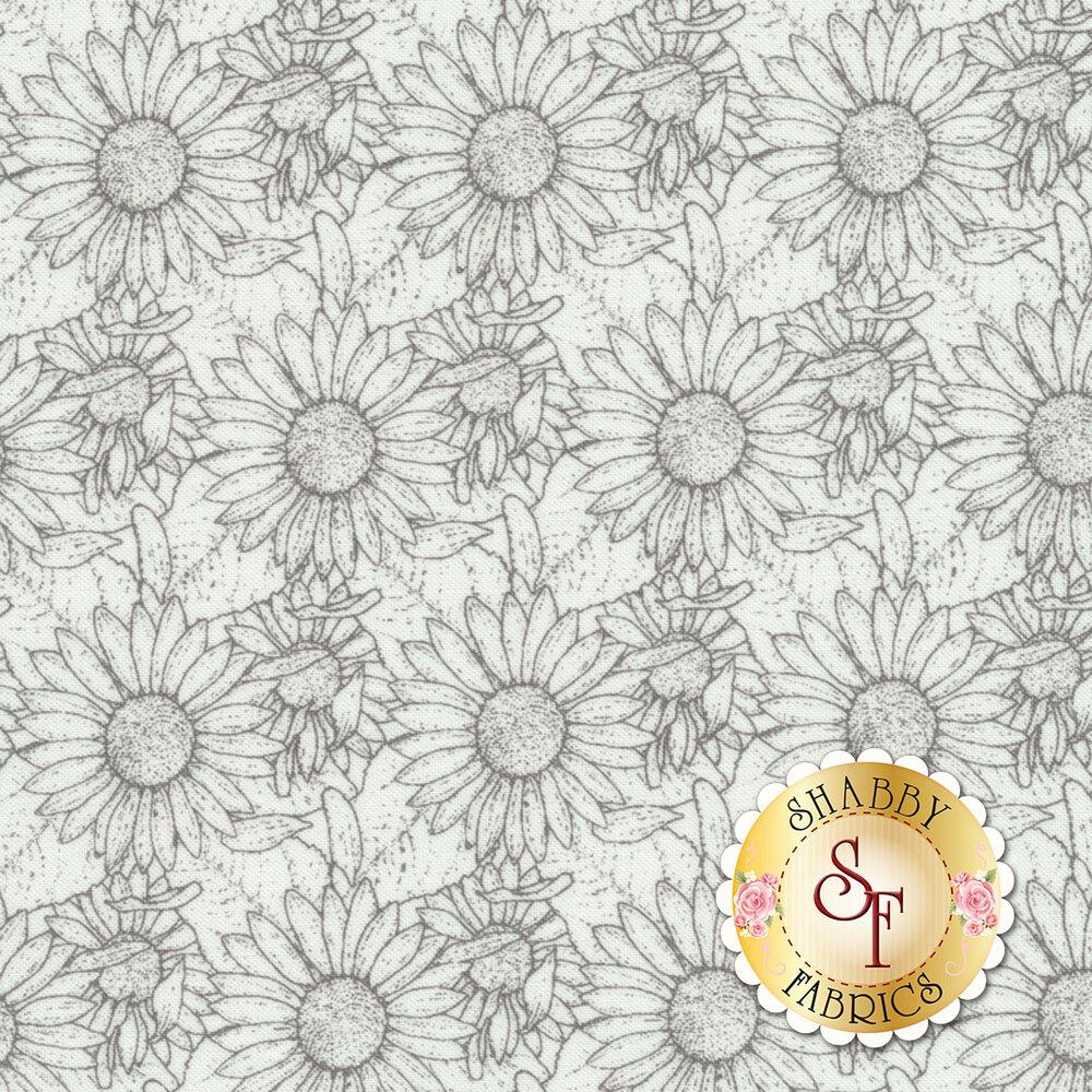 My Sunflower Garden 1386-9 by Henry Glass Fabrics