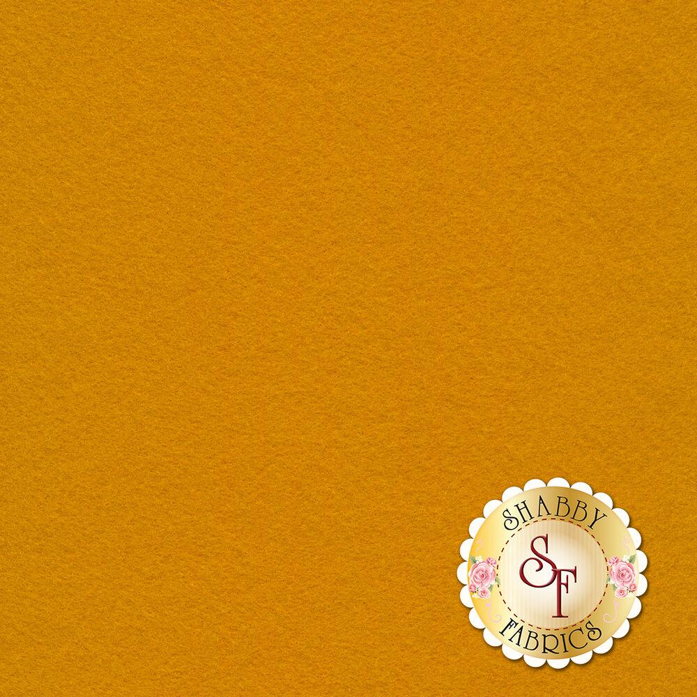 Fiesta Felt ACF001-0411 Antique Gold by National Nonwovens | Shabby Fabrics