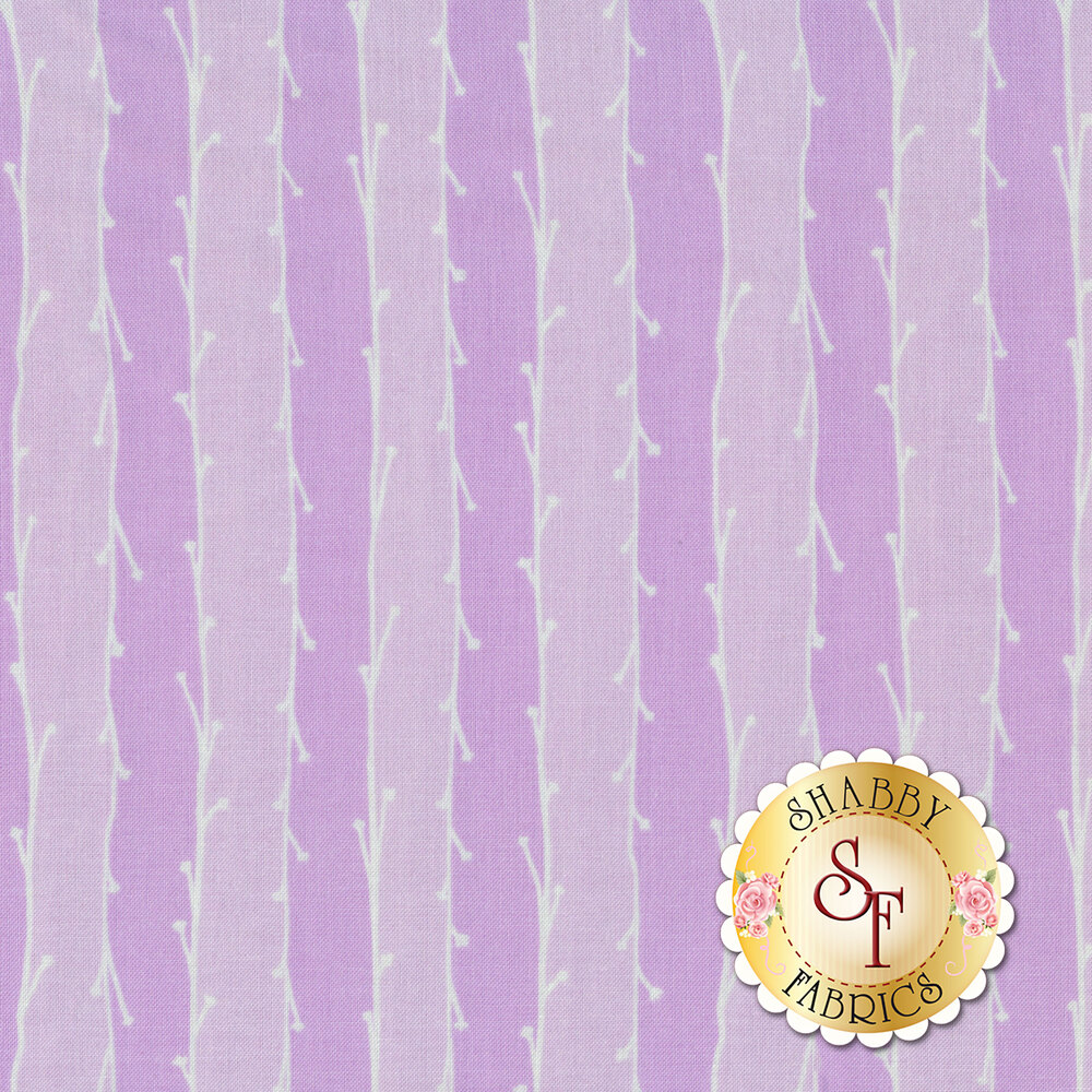 Nature Journal CX7511-LAVE by Michael Miller Fabrics available at Shabby Fabrics