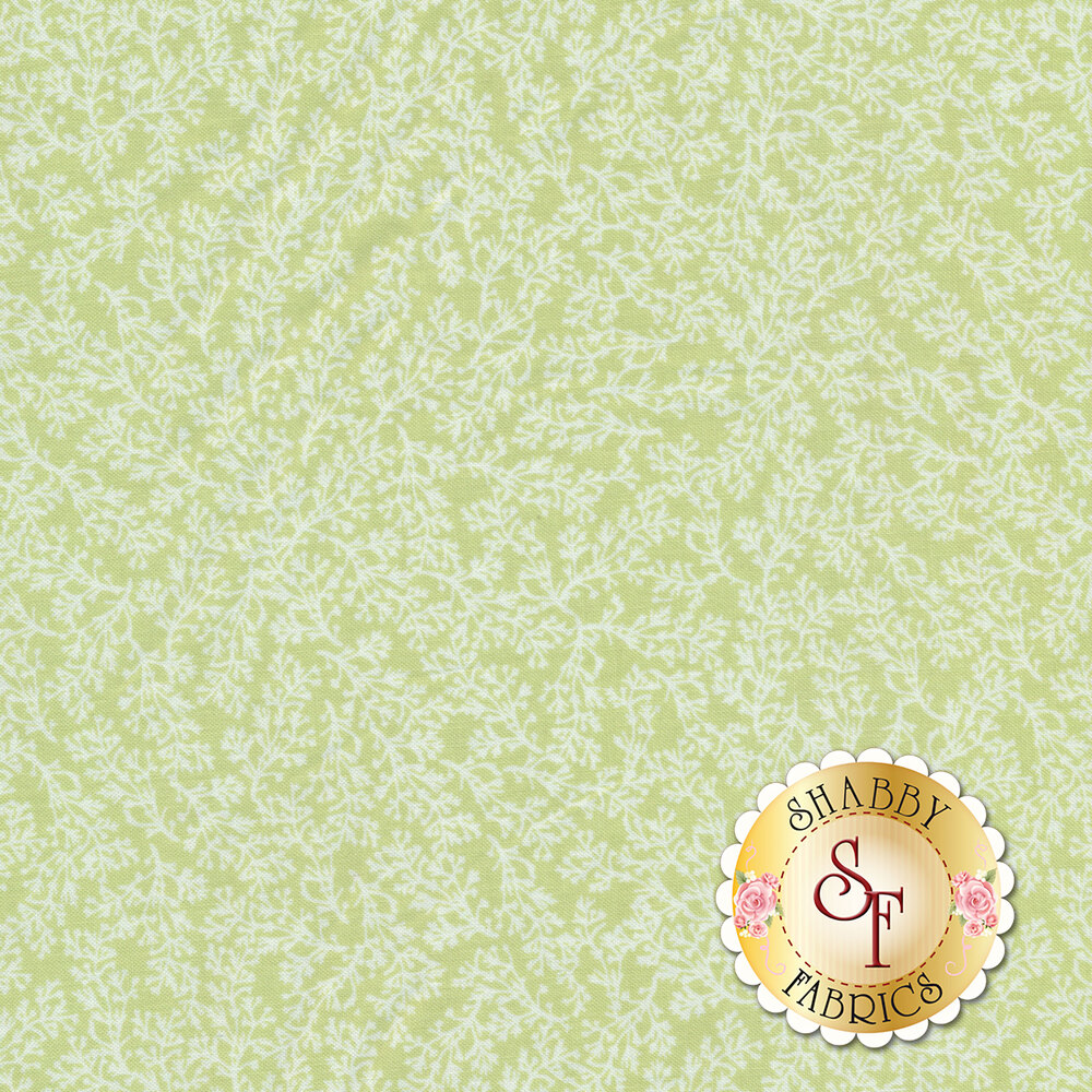 Nature Journal CX8273-SAGE by Michael Miller Fabrics available at Shabby Fabrics