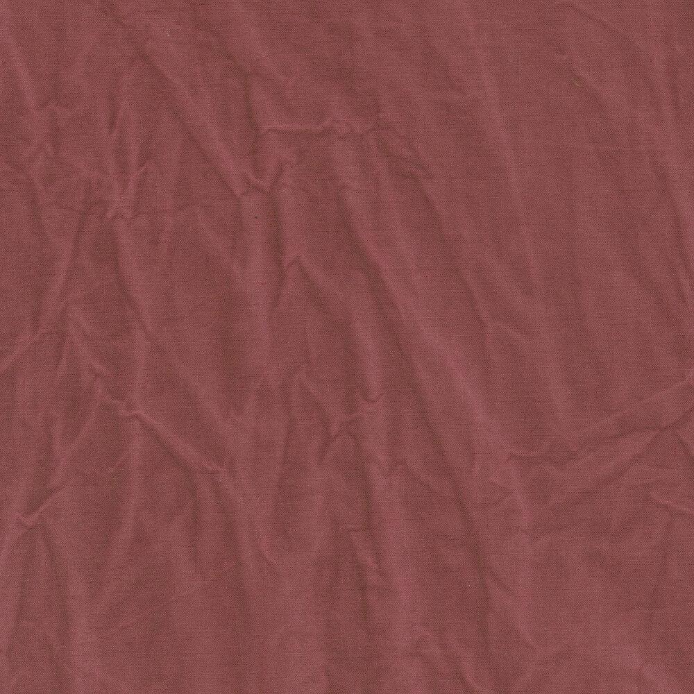 A textured faded purple muslin fabric | Shabby Fabrics