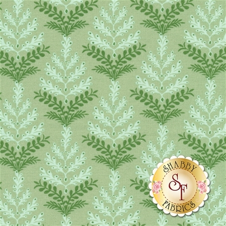 North Woods 27244-17 Spruce by Kate Spain for Moda Fabrics