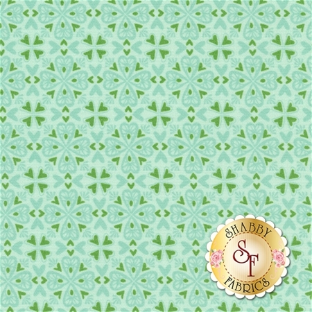 North Woods 27245-13 Icicle by Kate Spain for Moda Fabrics REM