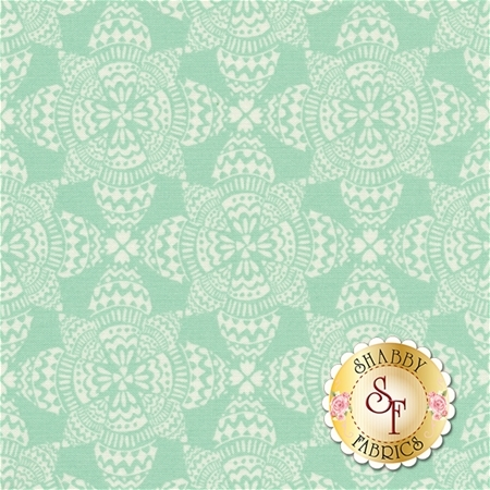 North Woods 27246-13 Icicle by Kate Spain for Moda Fabrics