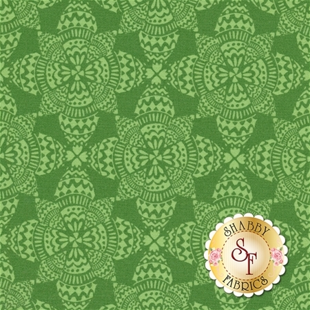 North Woods 27246-16 Pine by Kate Spain for Moda Fabrics