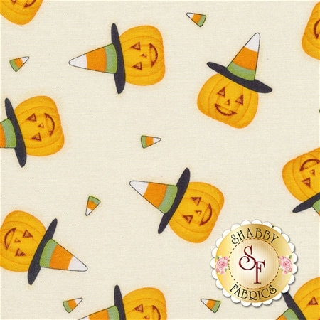 Not So Spooky 8315-44 by Mary Jane Carey for Henry Glass Fabrics REM