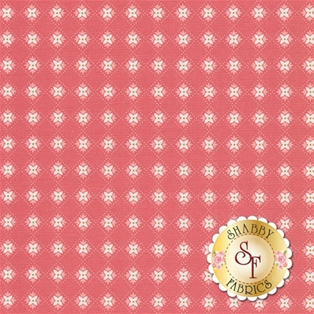 Olive's Flower Market 5035-13 Rouge by Lella Boutique for Moda Fabrics REM