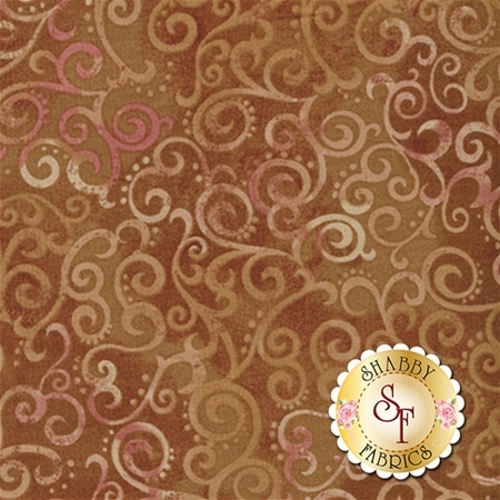 Ombre Scroll 24174-A by Quilting Treasures
