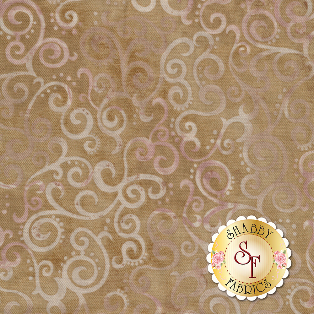 Ombre Scroll 24174-AK by Quilting Treasures