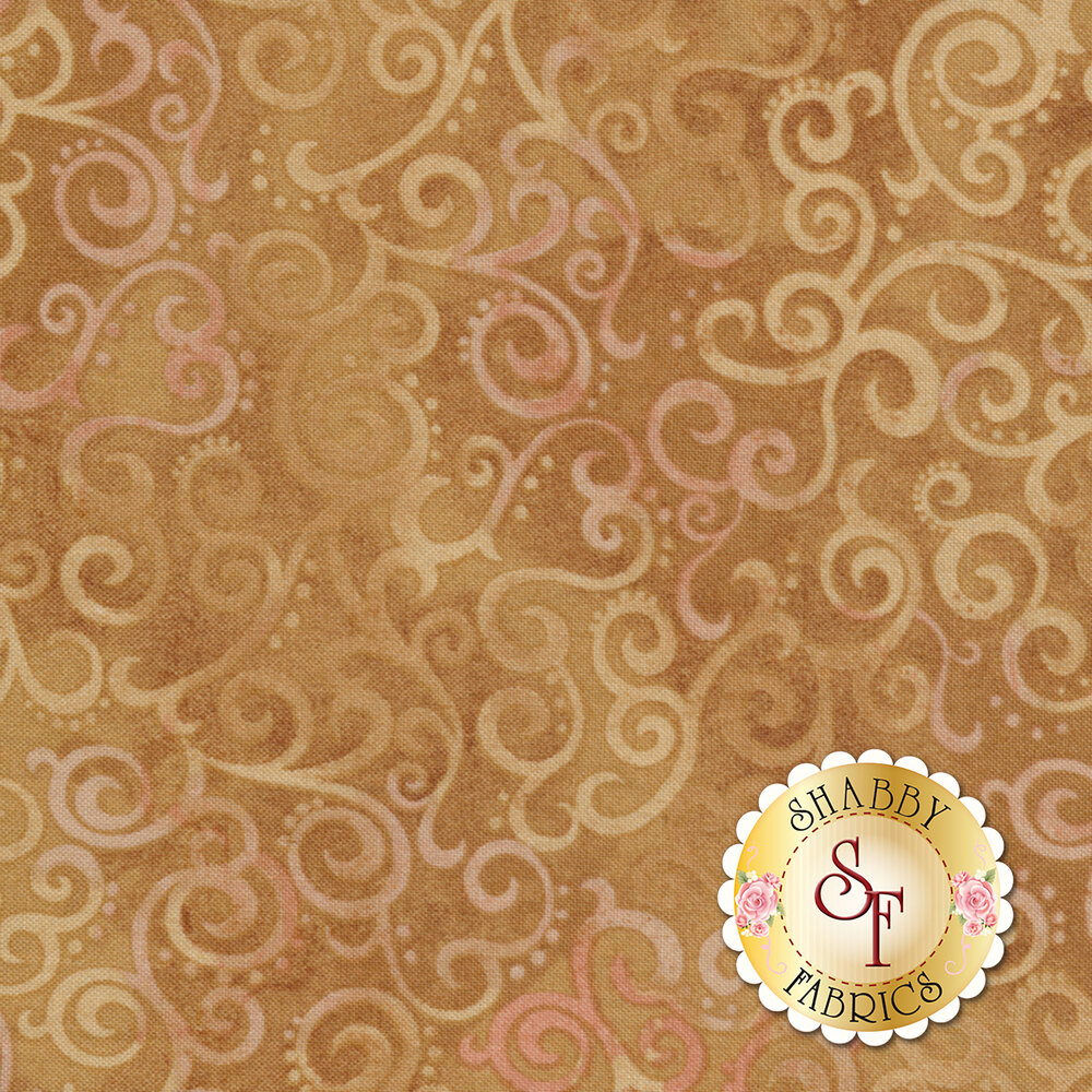 Ombre Scroll 24174-AS by Quilting Treasures