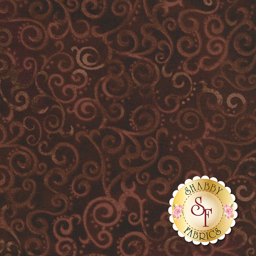 Ombre Scroll 24174-AT by Quilting Treasures Available at Shabby Fabrics