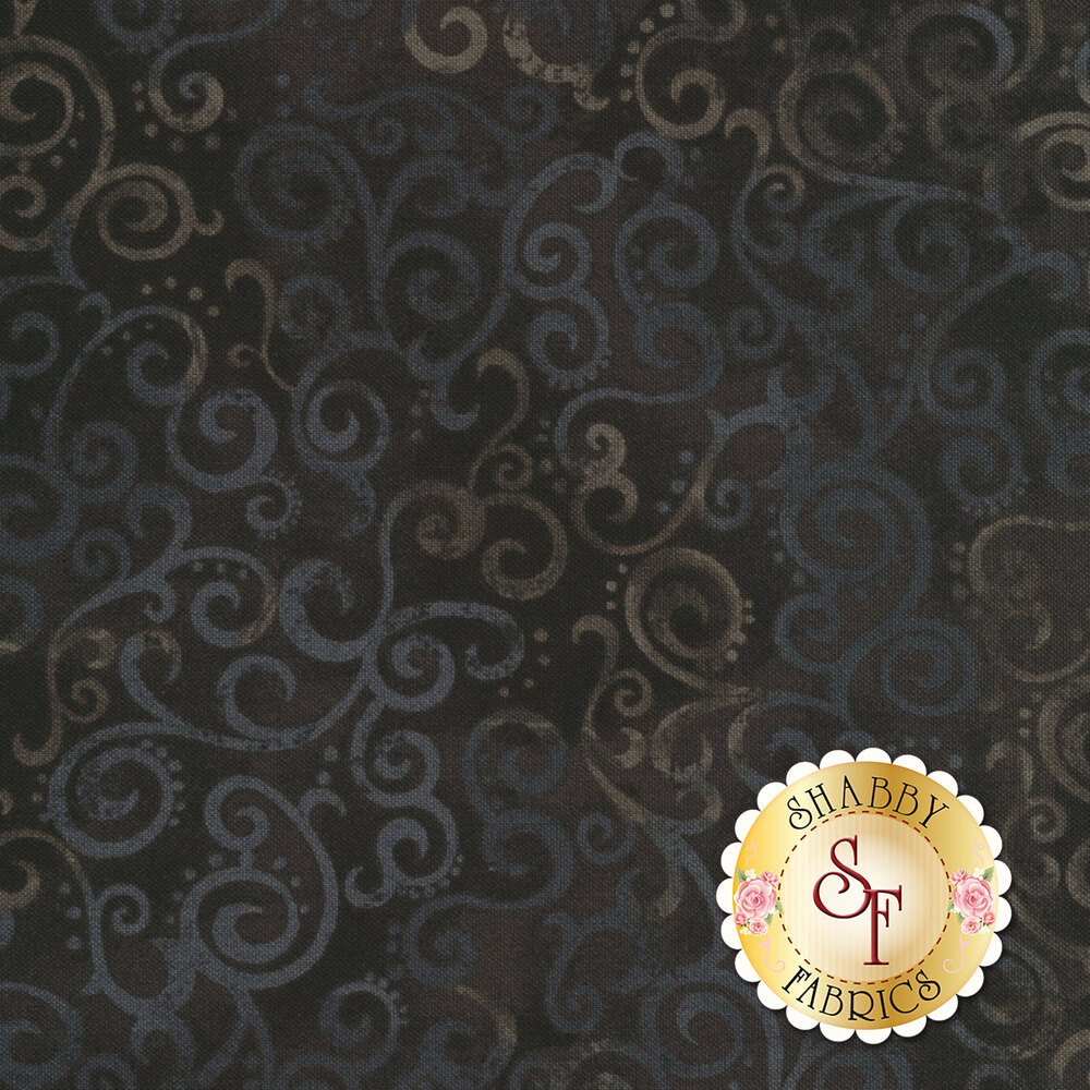 Ombre Scroll 24174-J by Quilting Treasures
