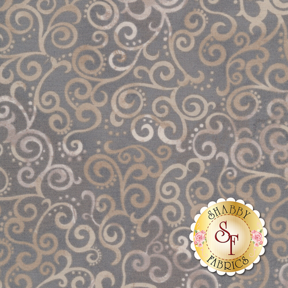 Ombre Scroll 24174-K by Quilting Treasures