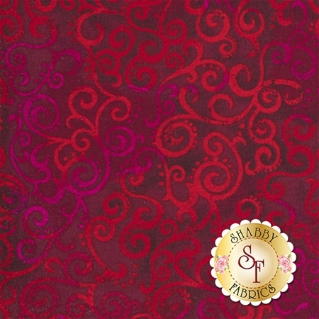 Ombre Scroll 24174-M by Quilting Treasures- REM