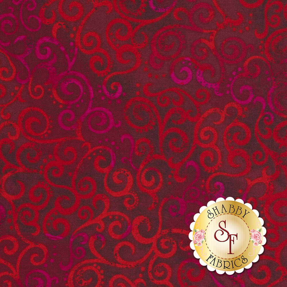 Ombre Scroll 24174-M by Quilting Treasures