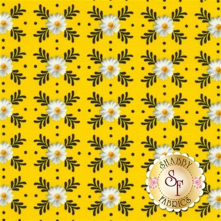 Oops A Daisy 8738-33 by Benartex Fabrics