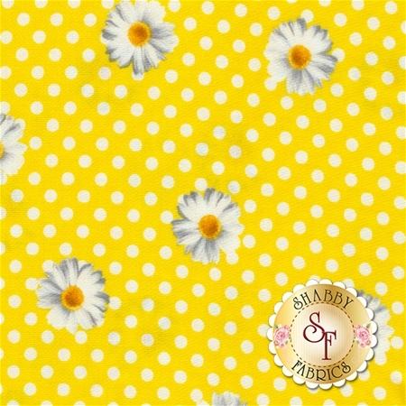 Oops A Daisy 8739-09 by Benartex Fabrics