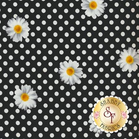 Oops A Daisy 8739-12 by Benartex Fabrics