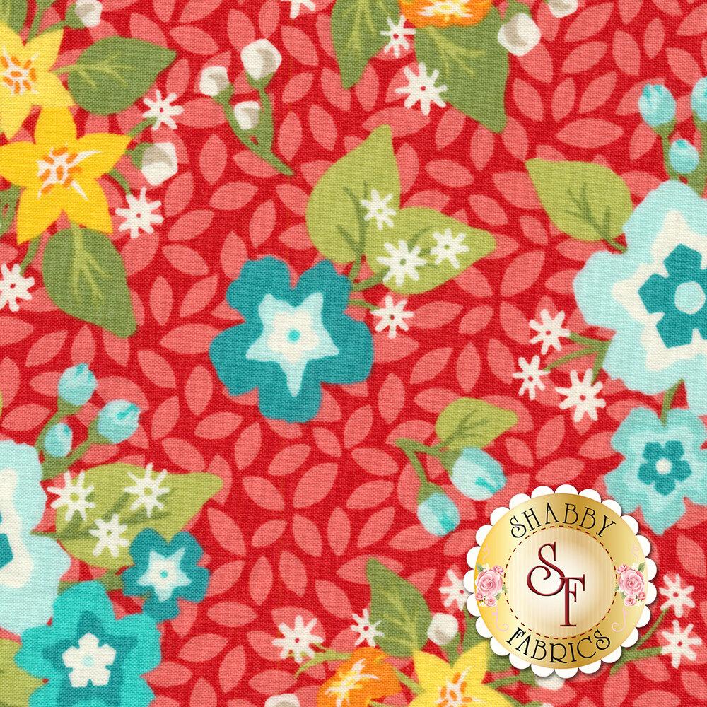 Orchard 24070-12 Blossom Cherry by Moda available at Shabby Fabrics