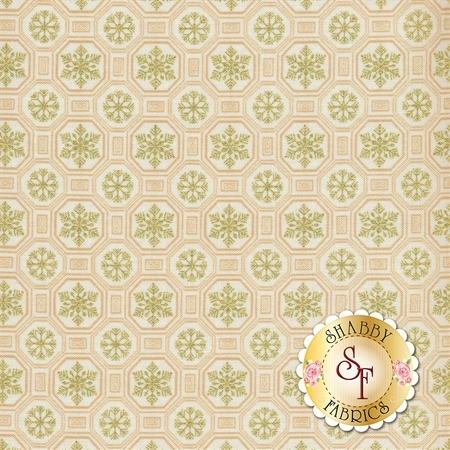 Ornamental Splendor 6088M-09 by Benartex Fabrics