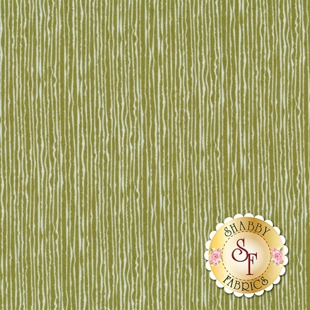 Overnight Delivery 5706-22 Candy Stripe Light Green for Moda Fabrics