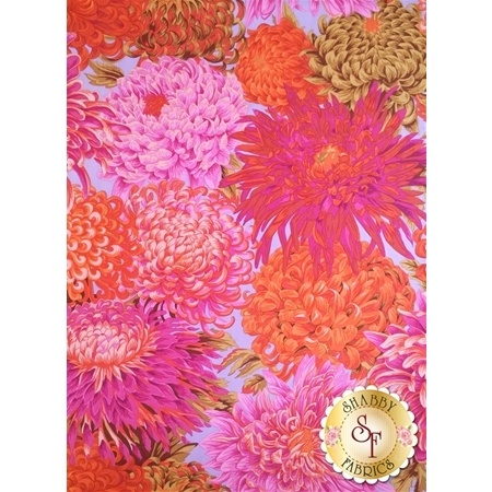 Kaffe Fassett Favorites PWPJ041.PINKX Fall 2011 Japanese Chrysanthemum Pink by Philip Jacobs for Westminster Fibers