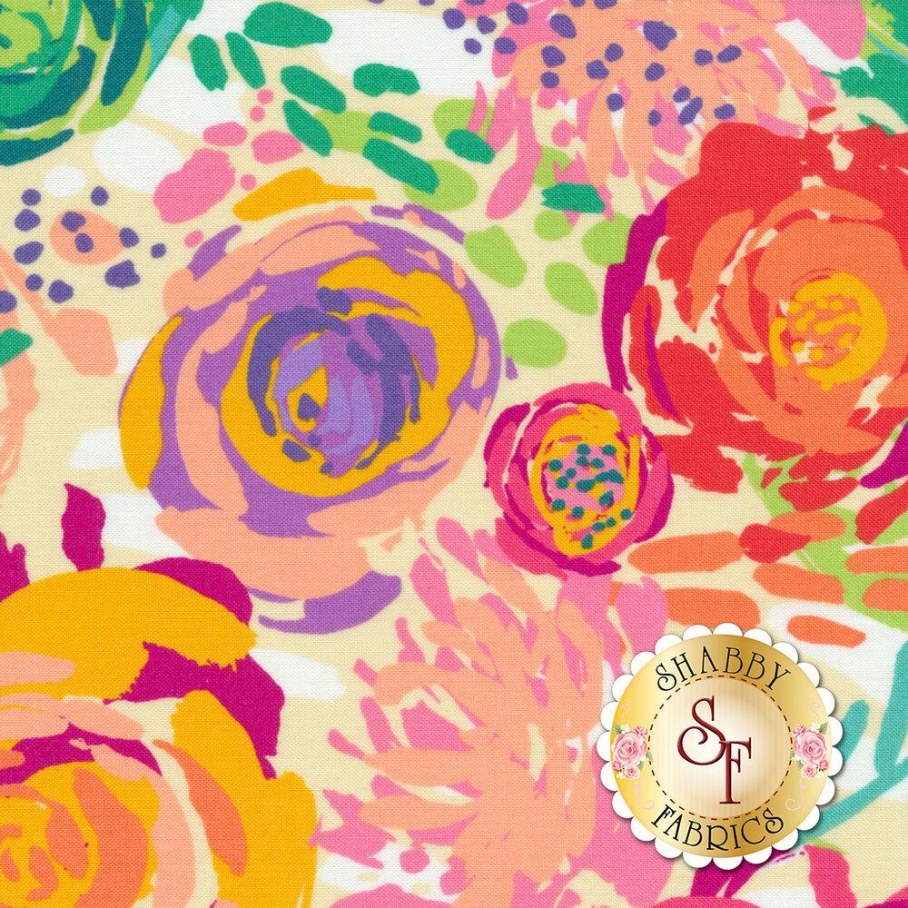 Painted Garden 11810-12 by Moda Fabrics