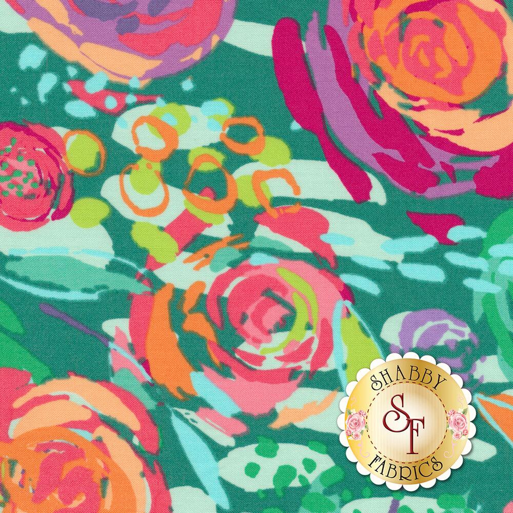 Painted Garden 11810-17 by Moda Fabrics