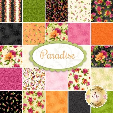 Paradise  Yardage by Maywood Studio Fabrics