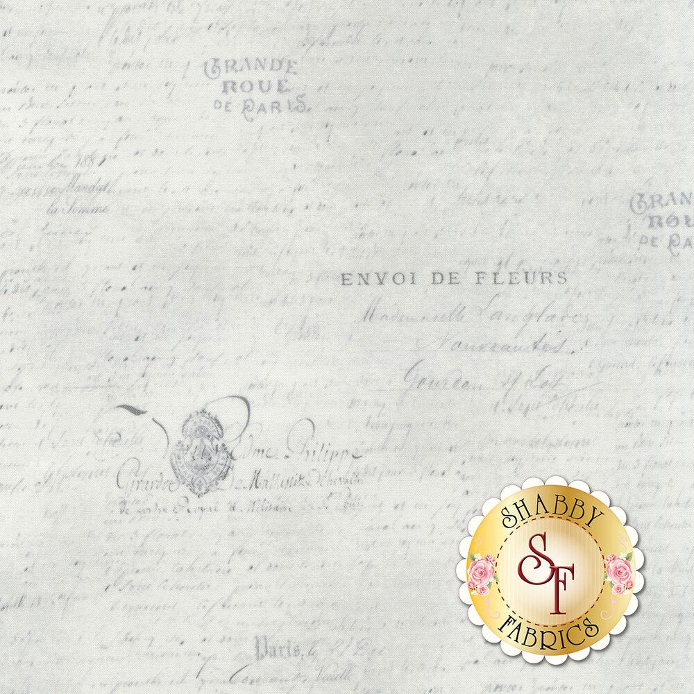 Paris Romance 17905-199 by Robert Kaufman Fabrics available at Shabby Fabrics