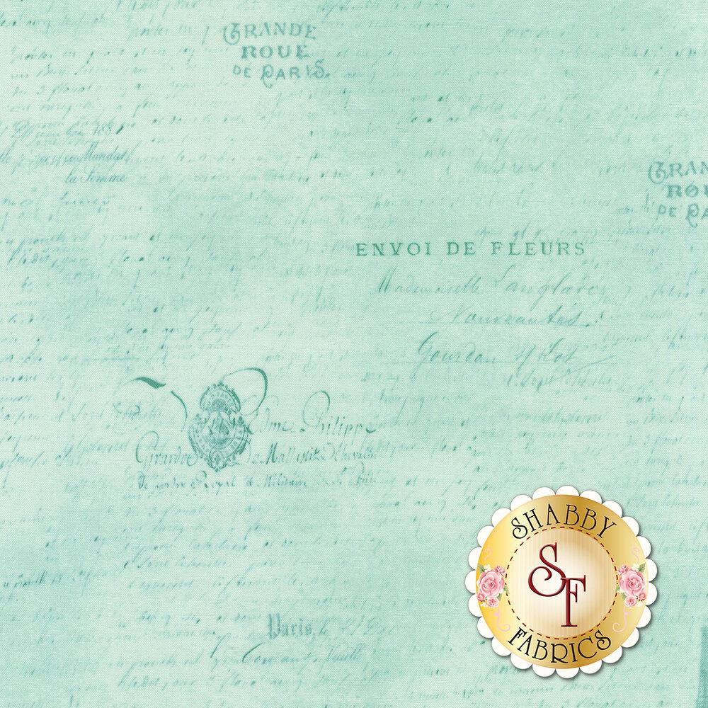 Paris Romance 17905-238 by Robert Kaufman Fabrics available at Shabby Fabrics