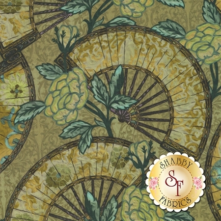 Pastiche 1JYG2 by In The Beginning Fabrics