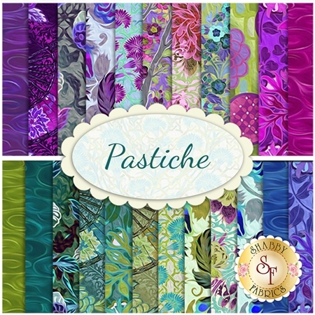 Pastiche  22 FQ Set by Jason Yenter for In The Beginning Fabrics