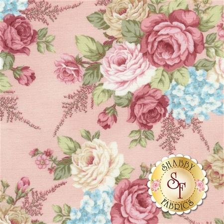 Peaceful Garden 8690-22 by Mary Jane Carey for Henry Glass Fabrics