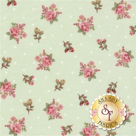Peaceful Garden 8696-66 by Mary Jane Carey for Henry Glass Fabrics