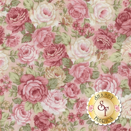Peaceful Garden 8698-22 by Mary Jane Carey for Henry Glass Fabrics
