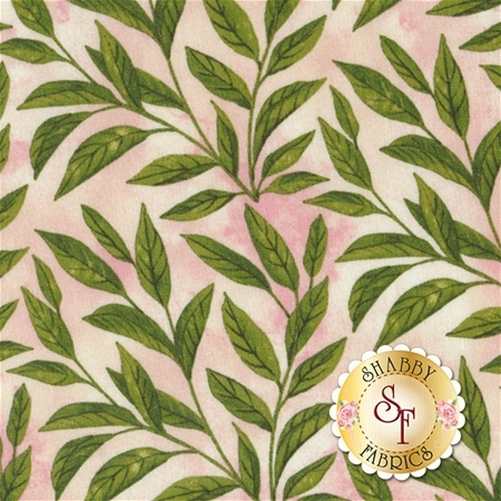 Peony Passion 21324-21 by Lynnea Washburn for Northcott Fabrics