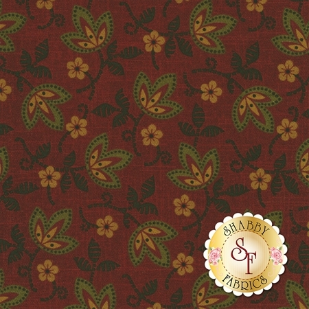 Pieceful Pines 8205-0111 by Pam Buda for Marcus Fabrics