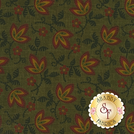 Pieceful Pines 8205-0114 by Pam Buda for Marcus Fabrics