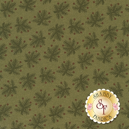 Pieceful Pines 8207-0114 by Pam Buda for Marcus Fabrics