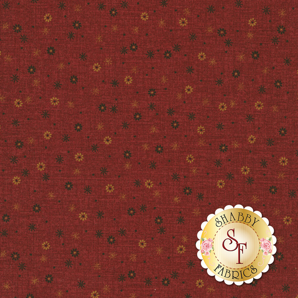 Pieceful Pines 8211-0111 by Pam Buda for Marcus Fabrics