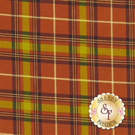 Plaid CM5187-Spice for Timeless Treasures