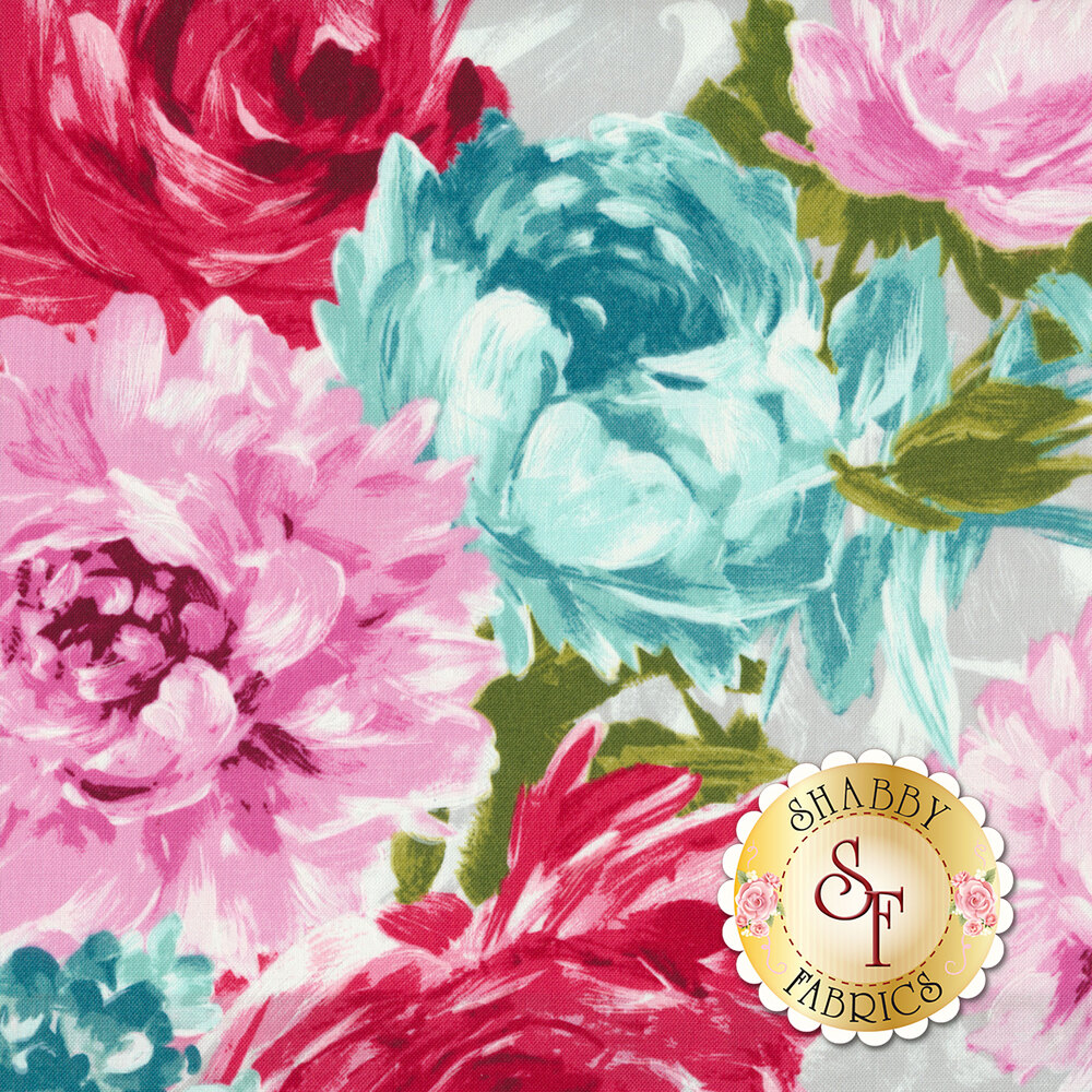 Poetry In Motion DC7919-GARD-D by Michael Miller Fabrics