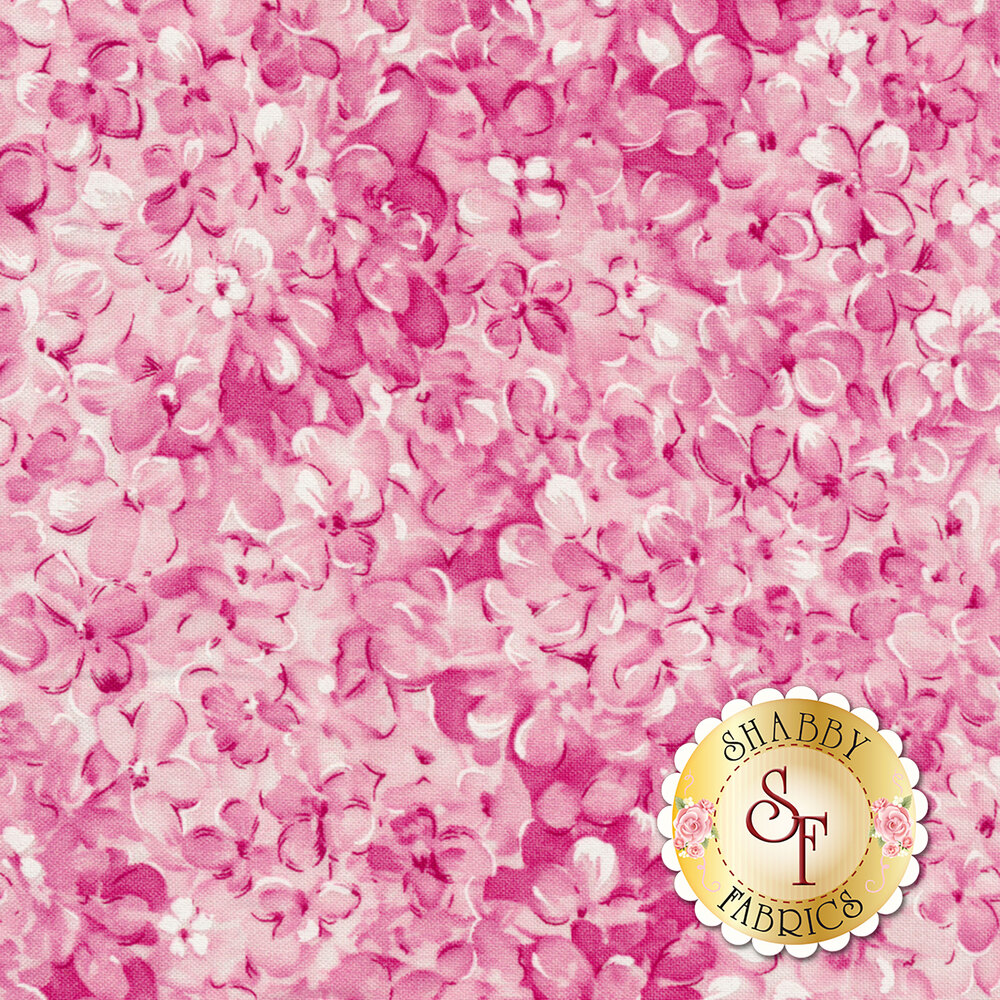 Poetry In Motion DC7921-PINK-D by Michael Miller Fabrics