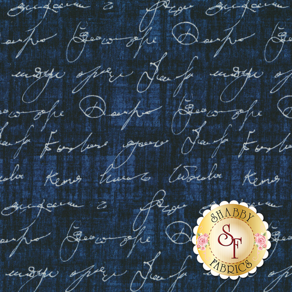 Poetry In Motion DC7922-MIDN-D by Michael Miller Fabrics