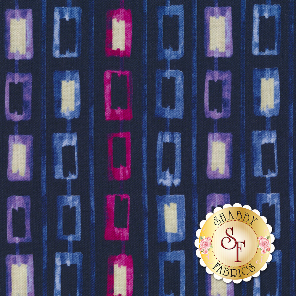 Poetry In Motion DC7923-MIDN-D by Michael Miller Fabrics