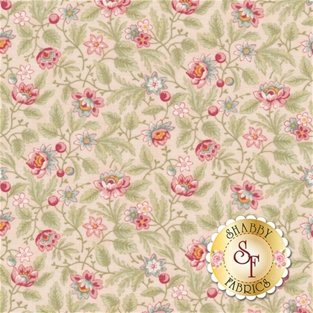 Poetry 44134-15 Blush by 3 Sisters for Moda Fabrics